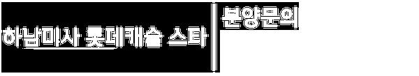 하남미사 롯데캐슬스타